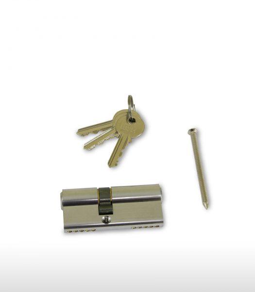 Cilindro Yale Cromo Satinata mm 70 (30+40)